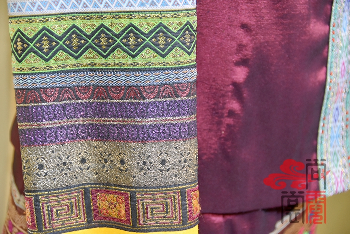 傣族服饰14