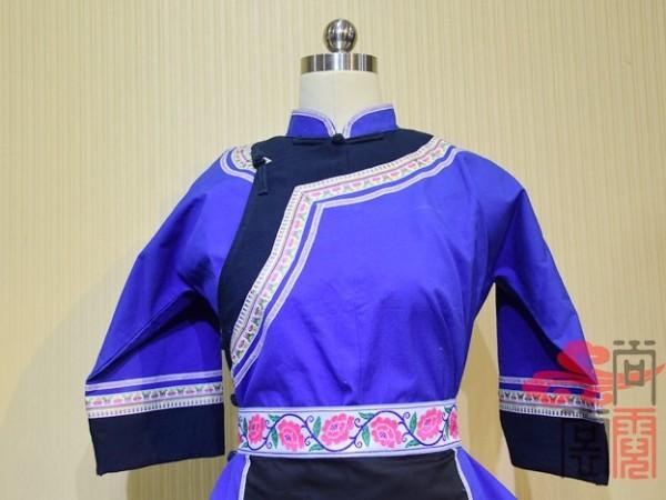 昆明本地汉族服饰