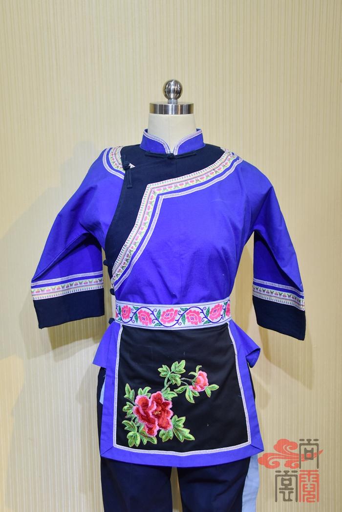云南汉族服装04