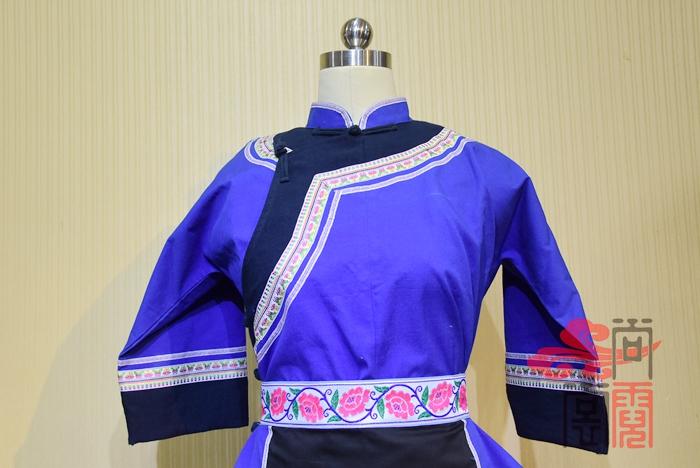 云南汉族服装09