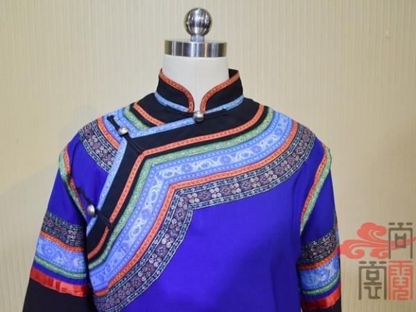 少数民族服饰彝族服装