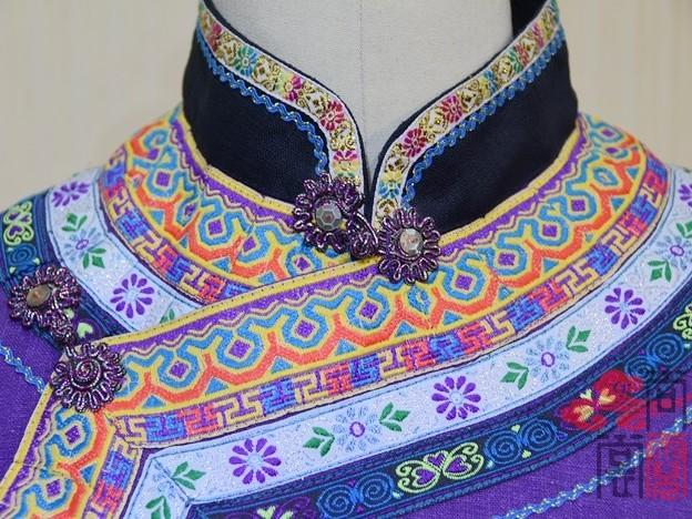 少数民族服饰彝族服饰