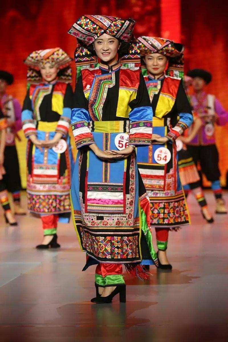 保山傈僳族服饰