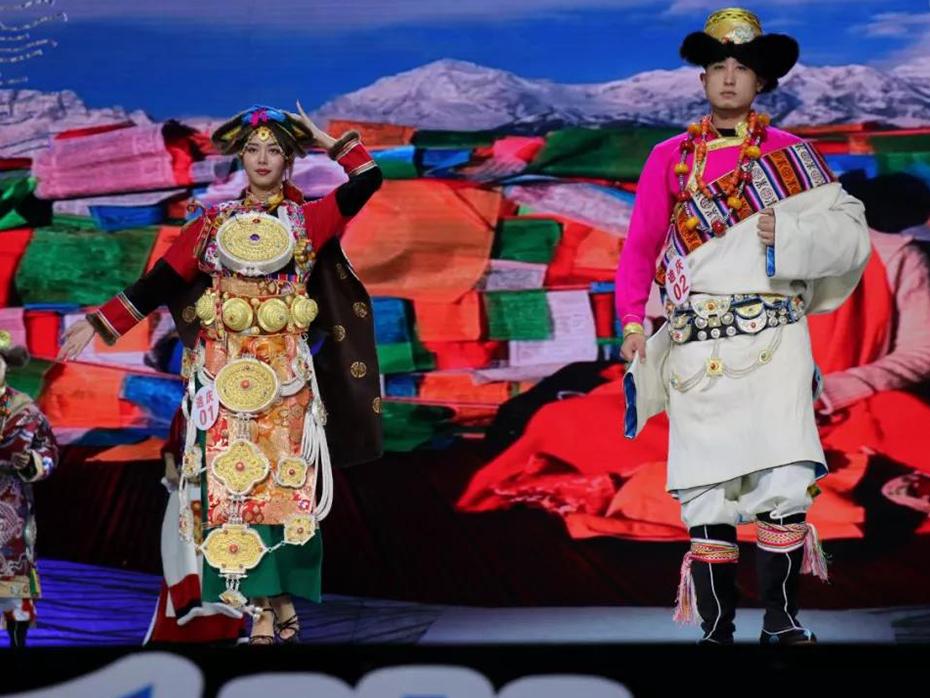 迪庆藏族服饰
