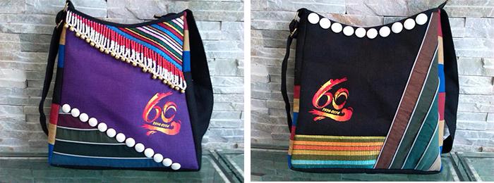 贡山怒族独龙族自治县成立60周年庆典定制民族工艺礼品包