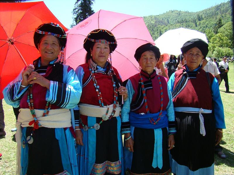 普米族服饰