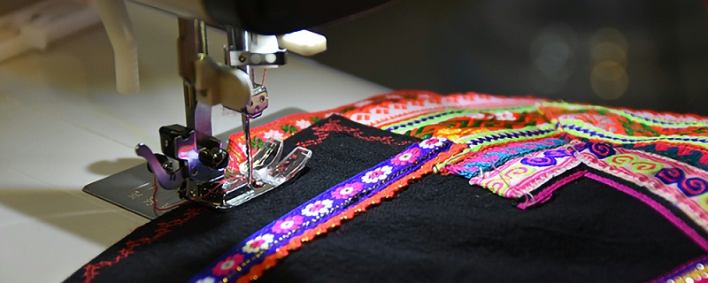 民族服饰制作