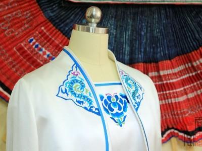 职业礼仪服装