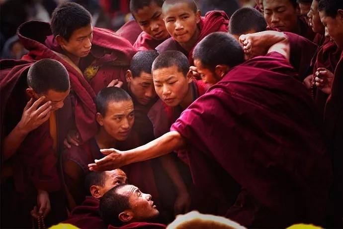 喇嘛教僧侣