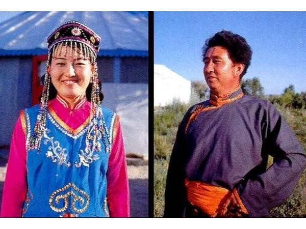 蒙古族传统民族服装的历史、地域、制作、刺绣、腰带、头饰的详解