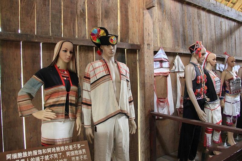 基诺族服饰