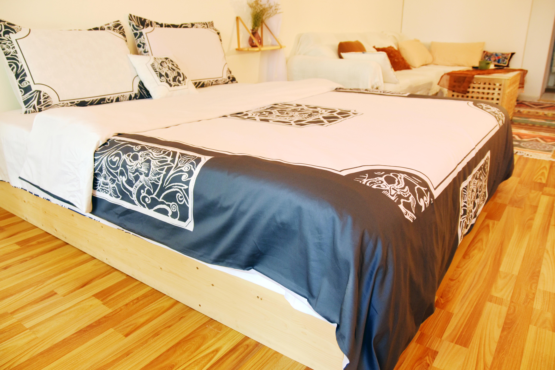 白族风格床上用品
