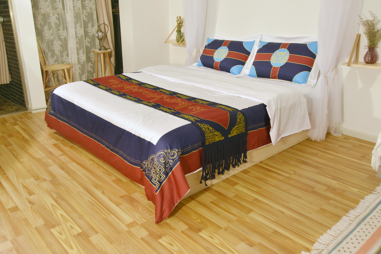 藏族风格床上用品