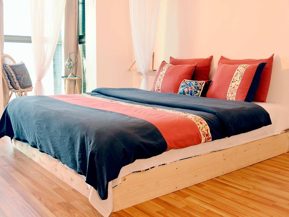 彝族风格床上用品