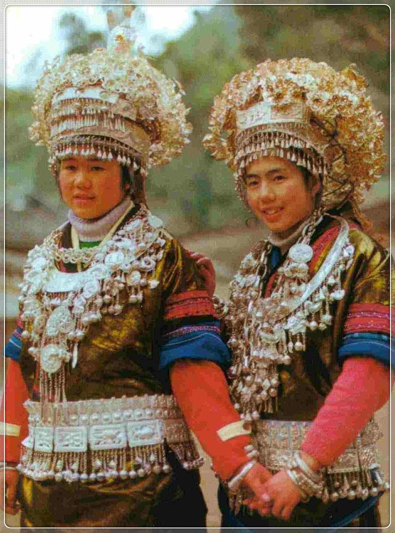 云南苗族服饰