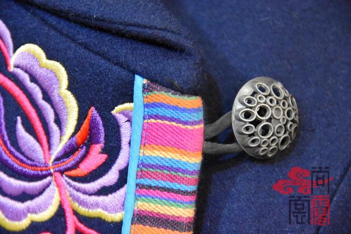 民族风服装大衣09