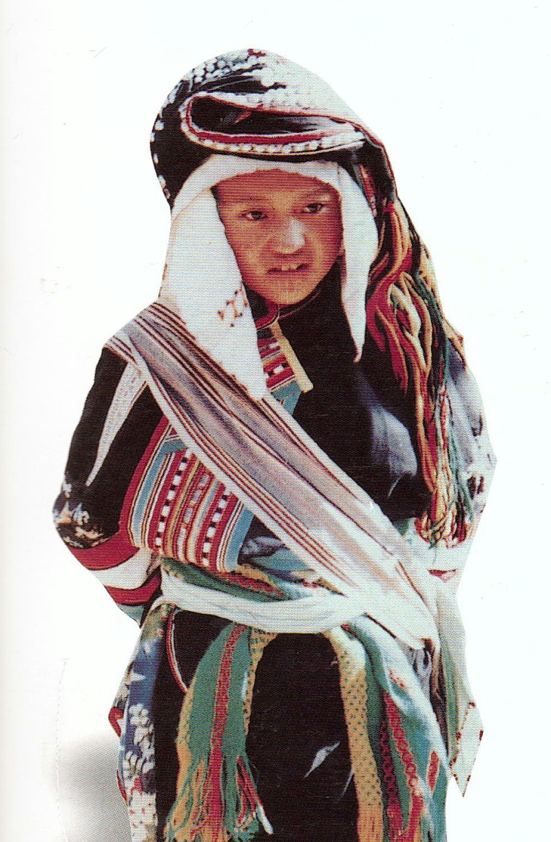 临沧拉祜族服饰